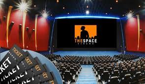 Ticket Cinema The Space